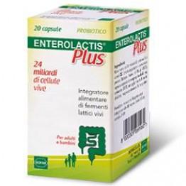 Enterolactis Plus 20cps