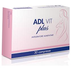 Adl Vit Plus 30cpr