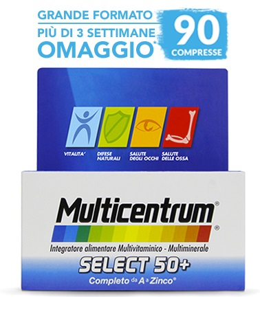 Multicentrum Select 90cpr