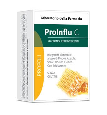 Ldf Proinflu C 20cpr Efferv