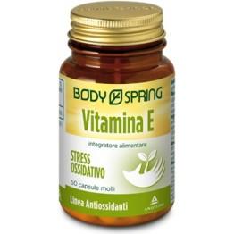 Body Spring Vitamina E 50cps
