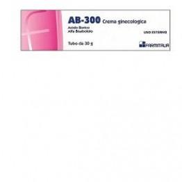 Ab 300 Cr Ginecologica 1% 30g
