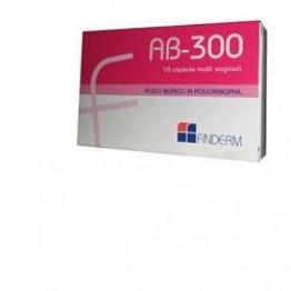 Ab300 Capsule Vaginali 10pz