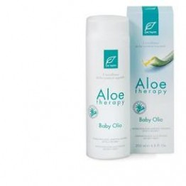 Aloe Therapy Baby Olio 200ml