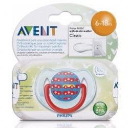 Avent Succhietto Decor M 6-18m