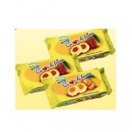 Happy Farm Cuor Frutta Cil 40g