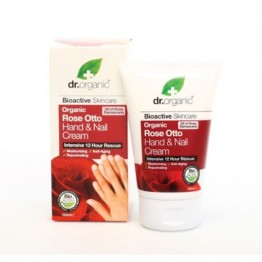 Dr Organic Rose Hand Cream