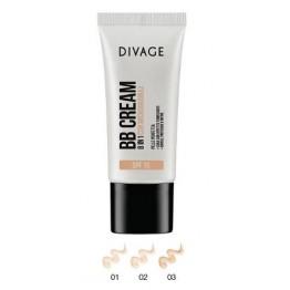 Bb Cream Divage 01
