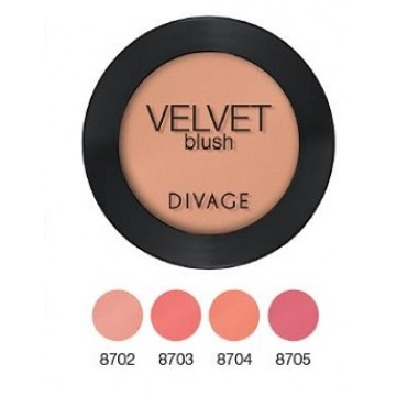 Compact Blush Velvet 8705