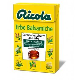 Ricola Erbe Balsamiche S/zu50g