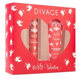 Be My Valentine Edt 20ml+body