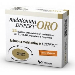 Melatonina Dispert Oro 24bust
