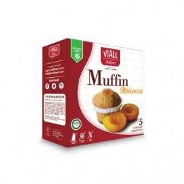 Muffin Albicocca 185g