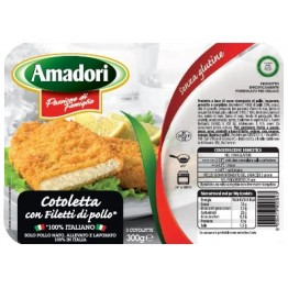 Amadori Cotoletta Poll Sur300g