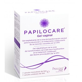 Papilocare Gel Vag 7can 5ml