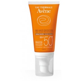 Avene Sol Crema Spf50+ Col50ml