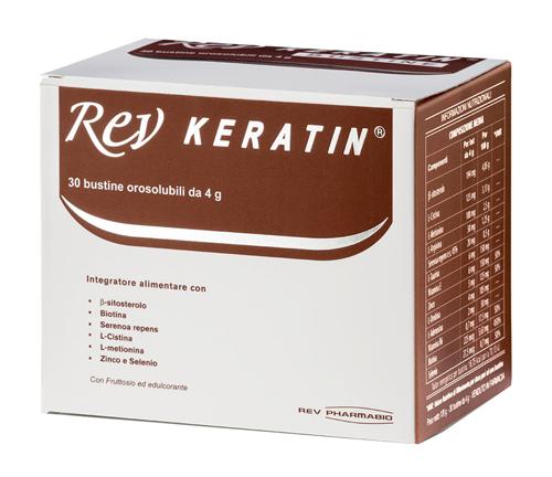 Rev Keratin 30bust