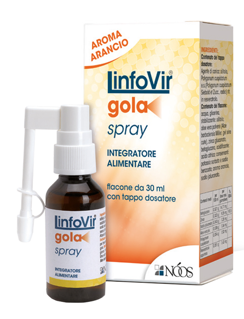 Linfovir Gola Spray Orale 30ml