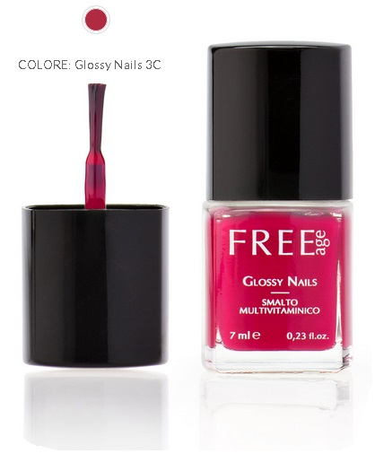 Free Age Glossy Nails 3c 7ml