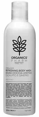 Org Ph Refreshing Body Wash