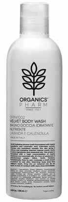 Org Ph Velvet Body Wash