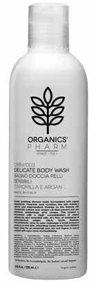 Org Ph Delicate Body Wash