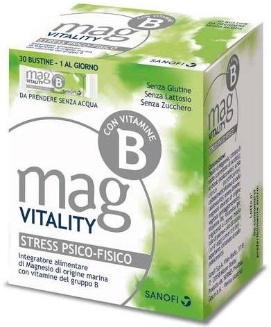 Mag Vitality 30bust Orosolub