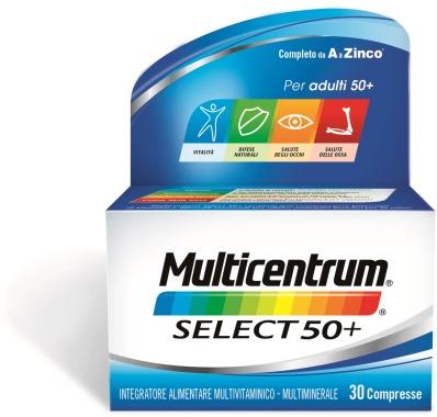 Multicentrum Select 30cpr